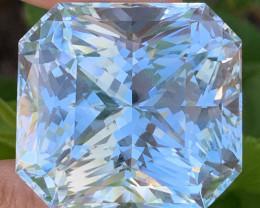 NATURAL 195.69 Carats Topaz Gemstones Asher cut