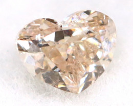 Pink Diamond 0.08Ct Untreated Genuine Fancy Diamond AT0073