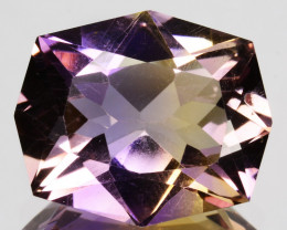 Stunning!! 6.25Cts Unique Ultra Quality Natural Ametrine Fancy Cut Gem