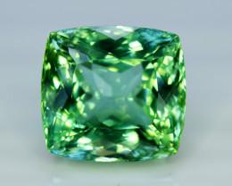 Kunzite, 50.25 Carats Amazing Lush Green Hiddenite Kunzite Gemstone