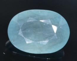 1.32 Crt  Grandidierite Faceted Gemstone (Rk-55)