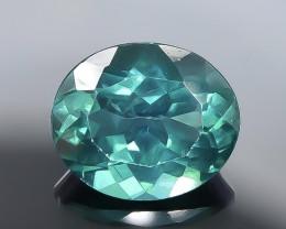 4.29 Crt  Topaz Faceted Gemstone (Rk-55)