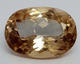 4.89Crt Natural Topaz  Natural Gemstones JI35