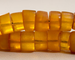 64 gr (320 ct) Natural Baltic Amber rough, raw necklace