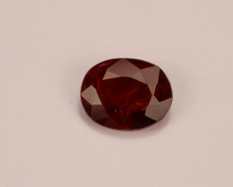 **No Reserve** 1.62ct Oval-Cut Ruby