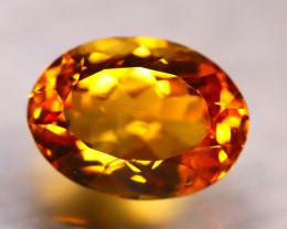 Citrine 5.36Ct Natural Golden Yellow Color Citrine E0224/A2