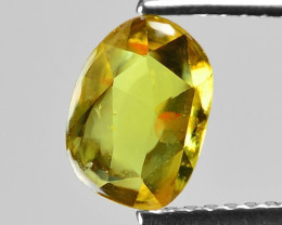 1.05 Carat Very Rare Yellow Color Natural Sapphire Loose Gemstones