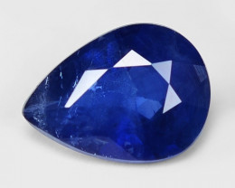 0.85 Cts Amazing Rare Natural Fancy Blue Ceylon Sapphire Loose Gemstone