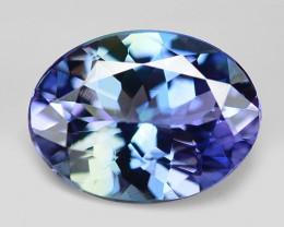 1.15 Cts  Amazing rare Violet Blue Color Natural Tanzanite Gemstone