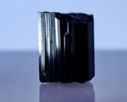 18.30 CT Natural & Unheated Black Tourmaline Crystal Rough