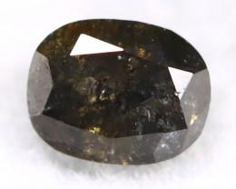 Grey Diamond 0.24Ct Untreated Genuine Fancy Diamond AT0105