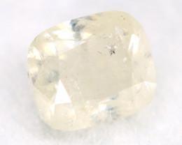 Yellow Diamond 0.18Ct Untreated Genuine Fancy Diamond AT0107