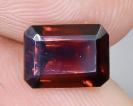 2.14 Crt Natural Rhodolite Garnet Faceted Gemstone.( AB 82)