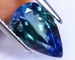 2.08cts Natural Violet Blue Colour Tanzanite / MA223