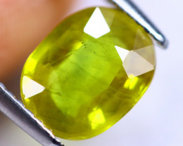 2.76cts Yellow Colour Sapphire / MA229