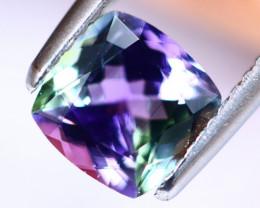 1.63cts Natural Violet Blue Colour Tanzanite / MA235