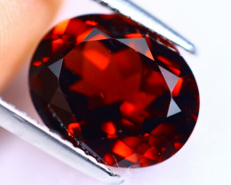 4.75cts Natural TOP Red Colour Garnet / MA237