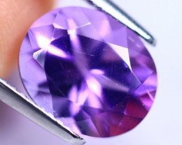 3.50cts Natural Purple Colour Amethyst / MA245