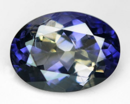 1.15 Cts Amazing Rare Purple Color Natural Iolite Gemstone