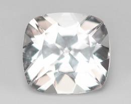 1.04 Cts Amazing Rare Natural Light Pink Color Morganite Gemstone