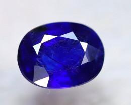 Ceylon Sapphire 2.52Ct Royal Blue Sapphire D0324/A23