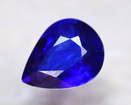 Ceylon Sapphire 2.12Ct Royal Blue Sapphire D0325/A23