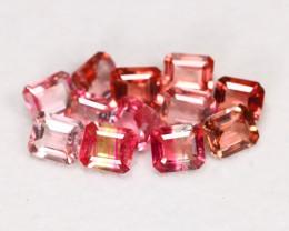 Pink Tourmaline 4.22Ct Octagon Cut Natural Pink Tourmaline A3007