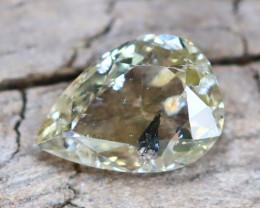 Yellowish Green Diamond 0.21Ct Untreated Genuine Fancy Diamond A3008