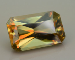 Diaspore 7.18 ct Turkish Greenish to Orange Color Change  SKU-10