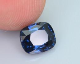 AAA Grade 1.35 ct Cobalt Blue Spinel Sku.11
