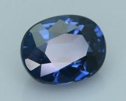 AAA Grade 1.31 ct Cobalt Blue Spinel Sku.11