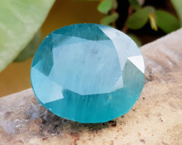 19.95 Ct Natural Greenish Blue Oval Cut Rarest Grandidierite Gemstone