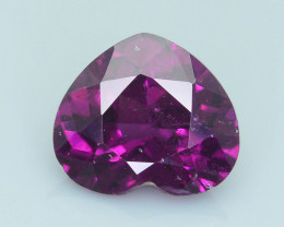 AAA Grade 2.64 ct Purple Garnet SKU-37