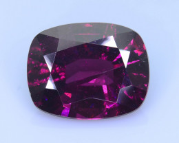 AAA Grade 4.76 ct Purple Garnet SKU-37