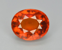 Natural 6 Ct Unheated Cinnamon Hessonite Garnet from ceylon