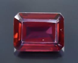 2.27 Crt Rhodolite Garnet Faceted Gemstone (Rk-56)