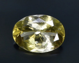 0.97 Crt Tourmaline Faceted Gemstone (Rk-56)