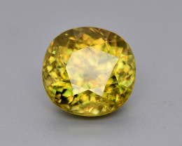 Natural 17 carat Sphene With Amazing Spark