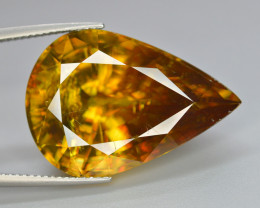 Natural 33 carat Sphene With Amazing Spark