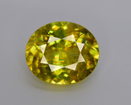 Natural 13.50 carat Sphene With Amazing Spark