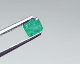 0.55cts  Zambian Emerald , 100% Natural Gemstone