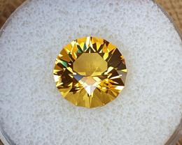 5,65ct Golden Citrine - Master cut!