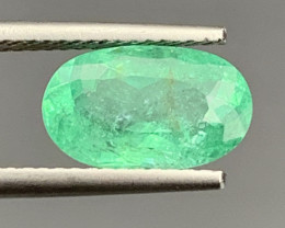 Paraiba GFCO Certified 2.80 Carats Natural Color Tourmaline Paraiba Gemston