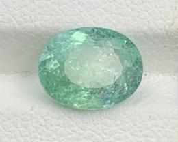 Paraiba 2.28 Carats Natural Color Tourmaline Gemstone