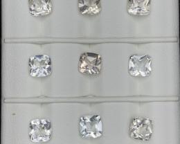 26.17 Carats Topaz Gemstones parcel