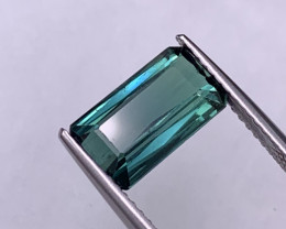 3.18 Cts Top Quality Natural Indicolite Color Tourmaline
