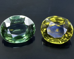 1.61 Crt Natural Tourmaline Faceted Gemstone.( AB 83)