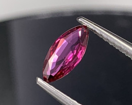 Natural Ruby Unheated/Untreated Top Quality Natural Ruby 0.51 Cts