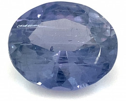 Umba Blue Sapphire 1.70ct Natural Untreated