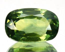 ~PRETTY~ 2.48 Cts Natural Sapphire Beautiful Green Oval Cut Madagascar